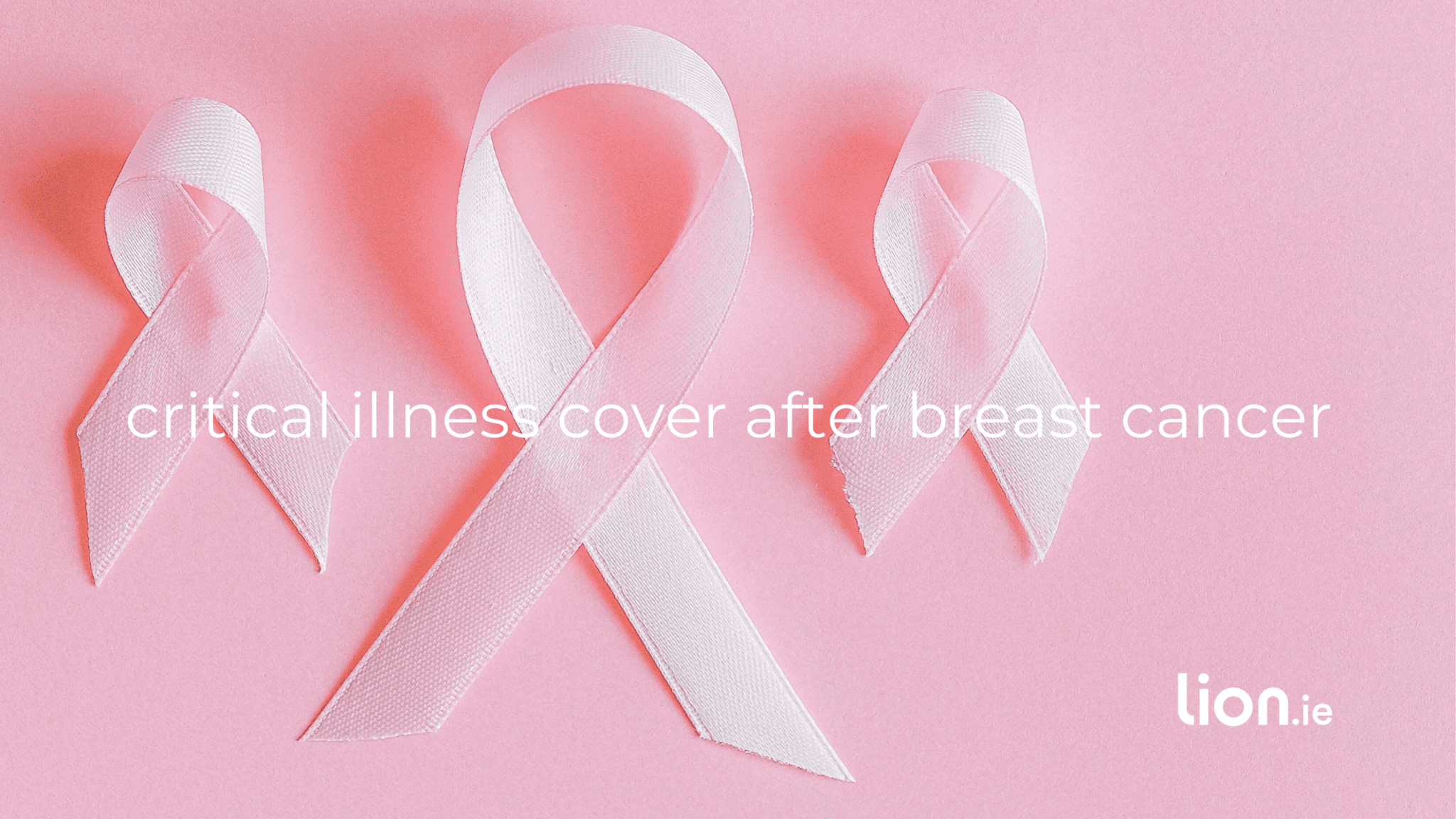 critical illness cover after breast cancer