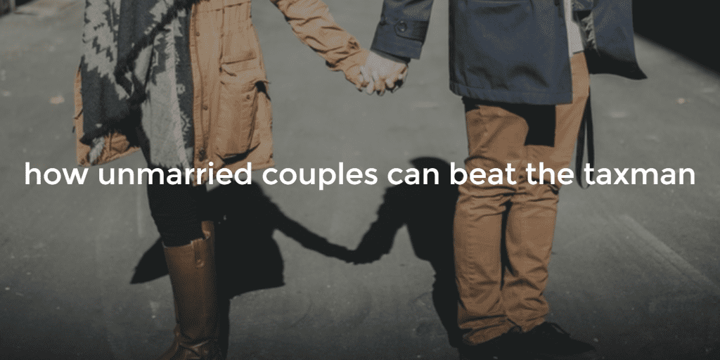 unmarried couples life insurance