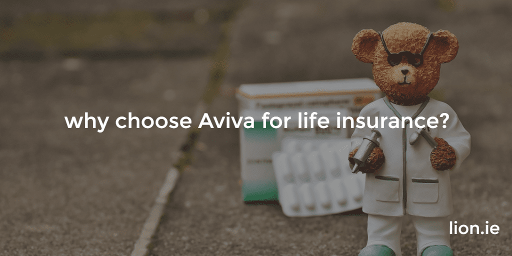 who choose aviva for life insurance?