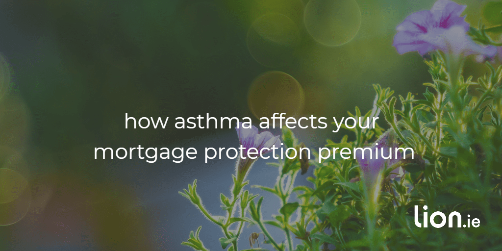 how asthma affects insurance