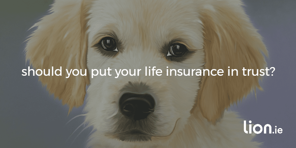 life insurance in trust