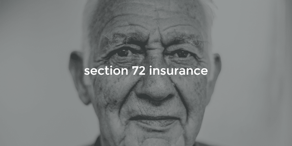 section 72 insurance