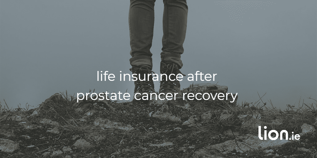 life insurance and prostate cancer