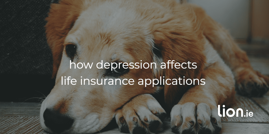 life insurance with depression