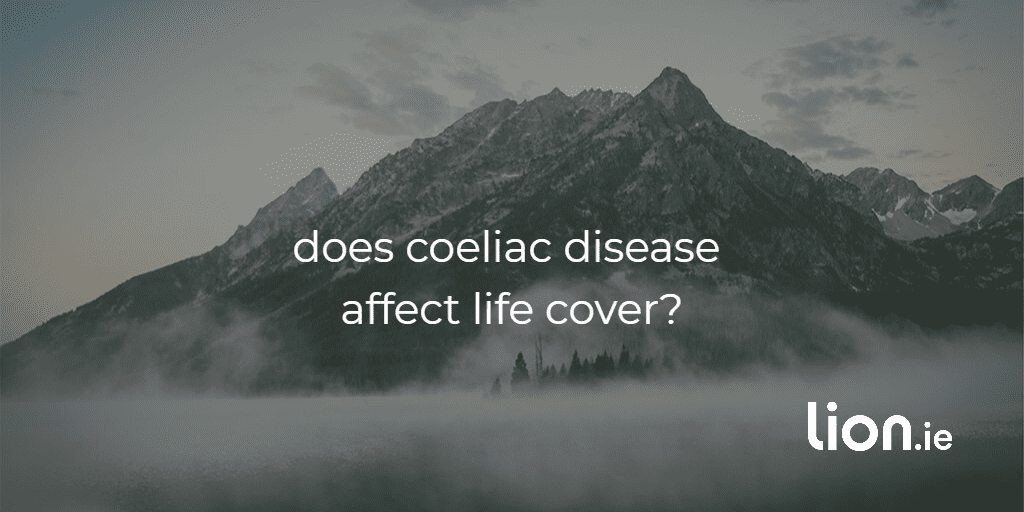 coliac disease and life insurance