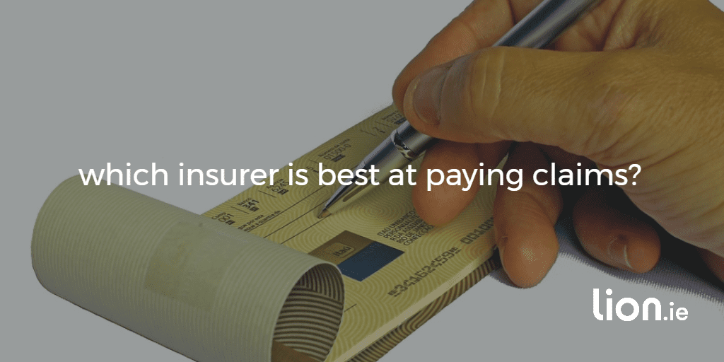 which insurer is best at paying claims?