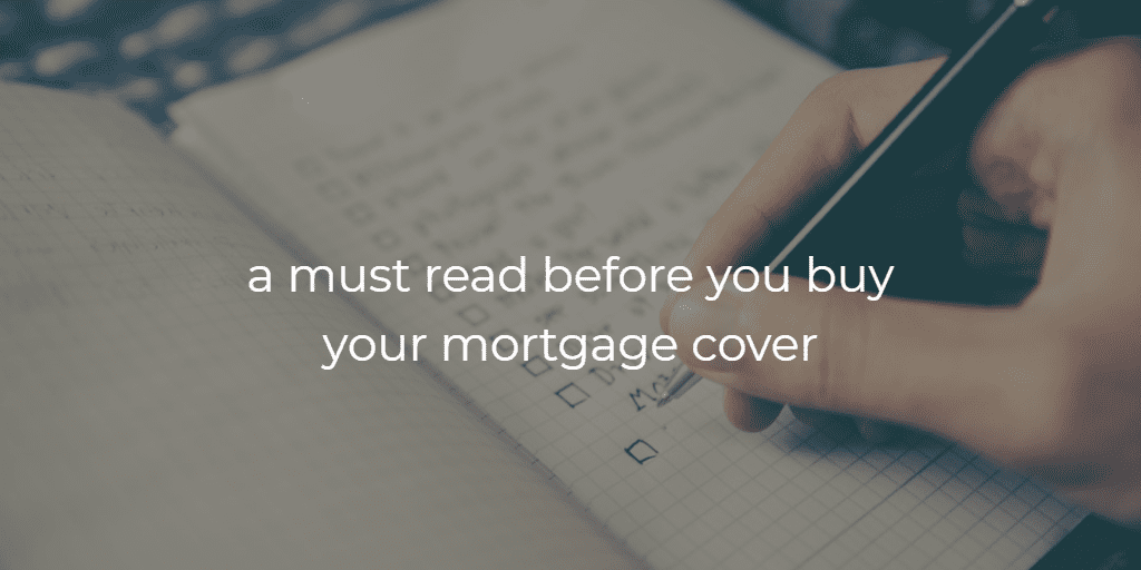 mortgage protection insurance checklist image of checklist
