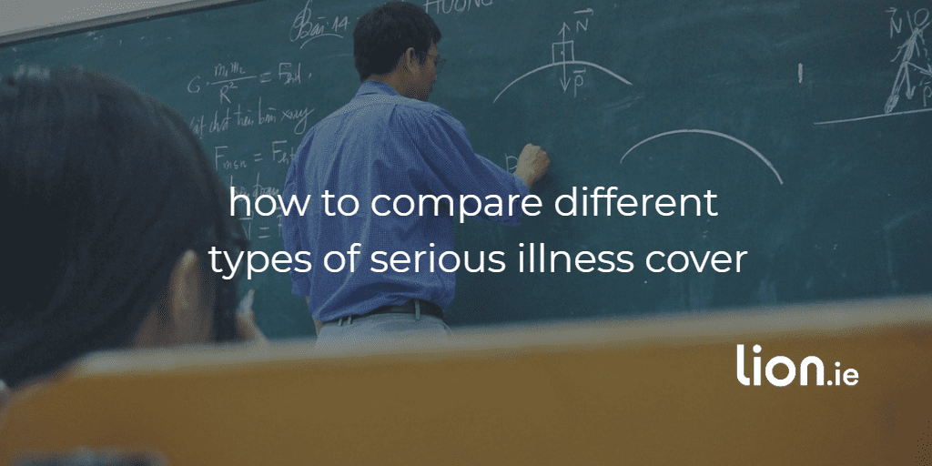 Additional or Accelerated Serious Illness Cover