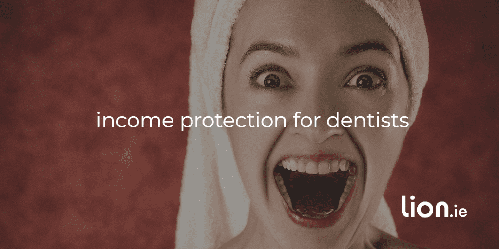 income protection for dentists