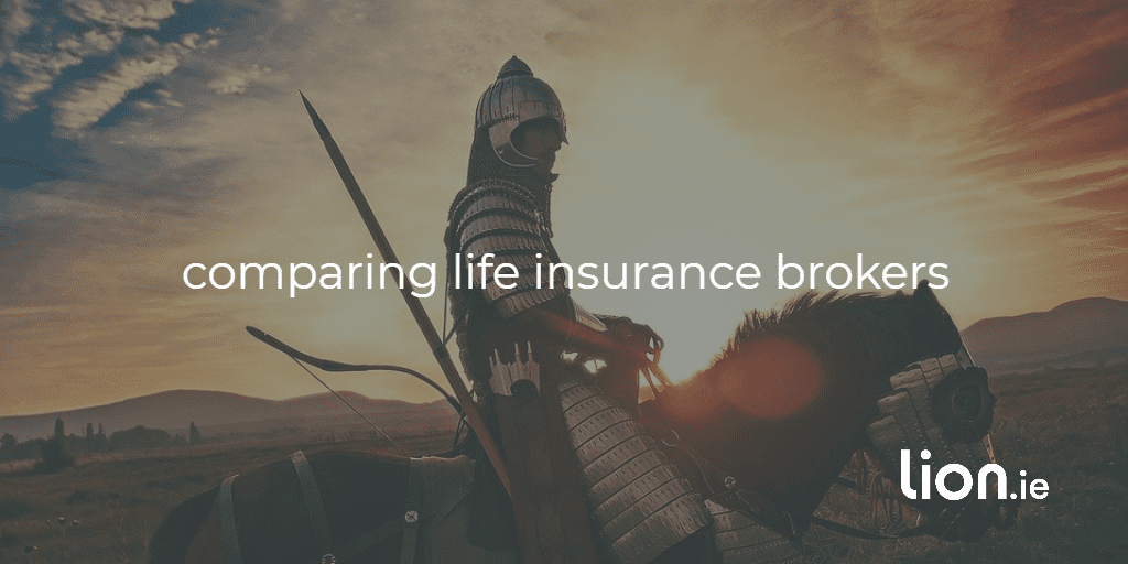 comparing life insurance brokers