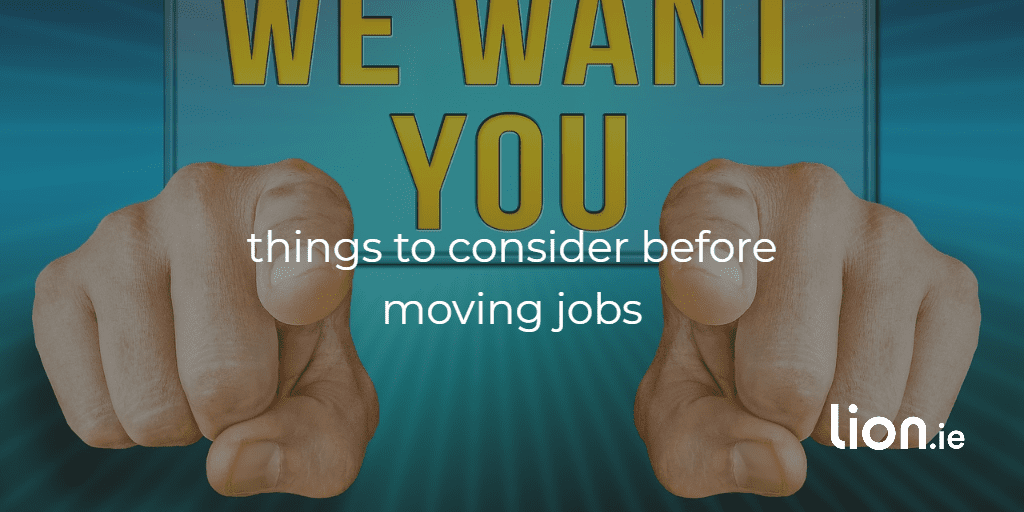 income protection changing jobs consideration