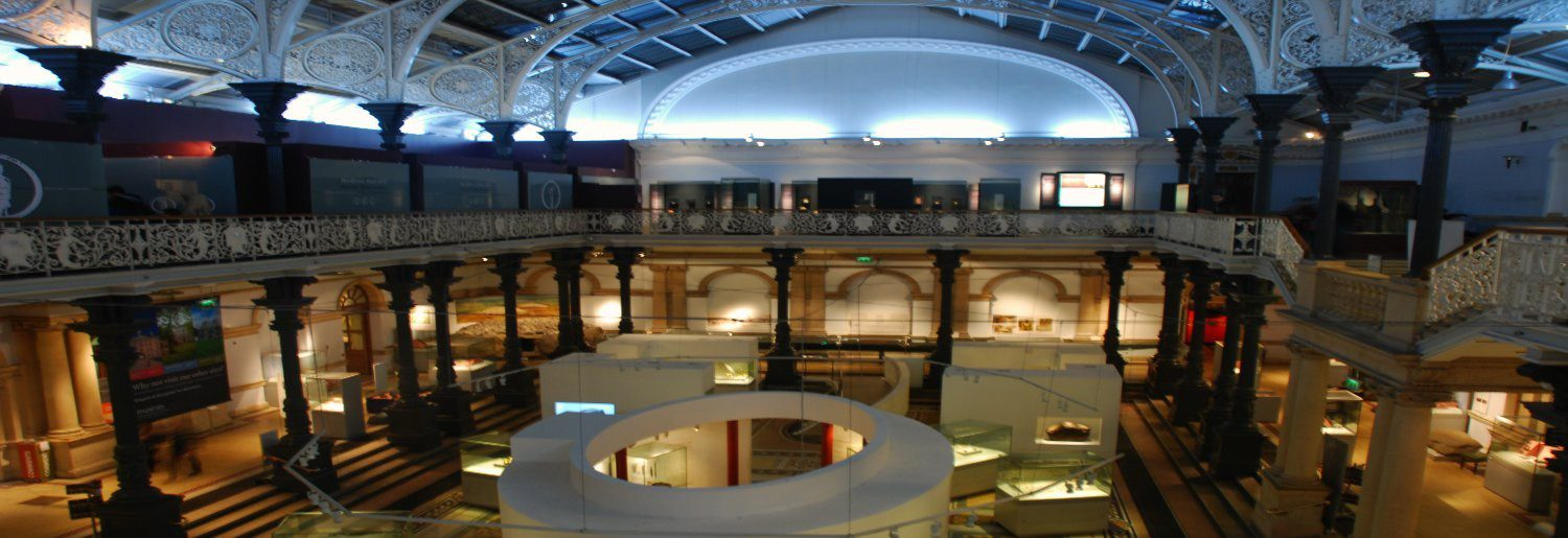 The National Museum of Ireland, Archaeology