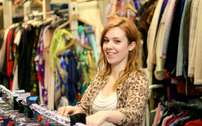 Aoife Smyth from The Harlequin talks fashion