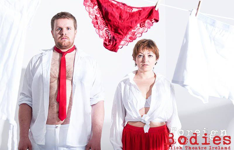 'Foreing Bodies' at Project Arts Centre