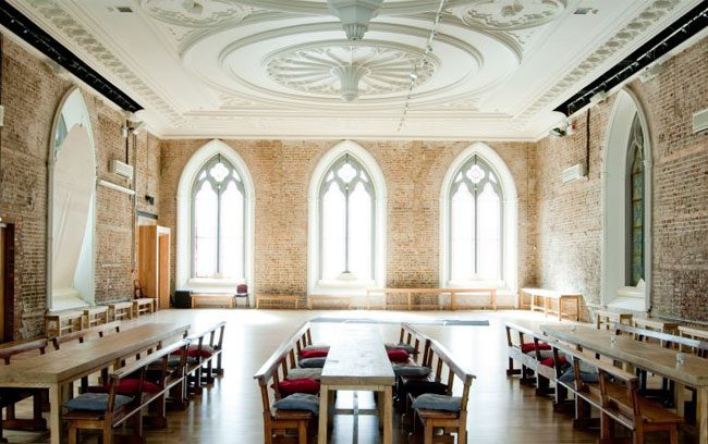 Smock Alley Theatre – A Tour