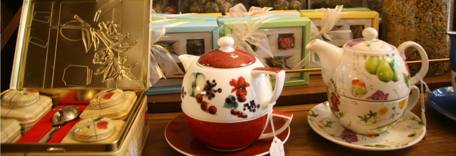 Dreaming of a perfect cup of tea at Oolong Flower Power