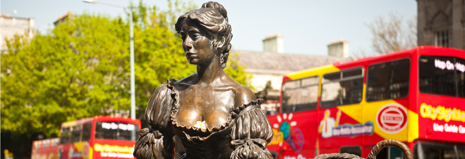 Molly Malone Unveiled
