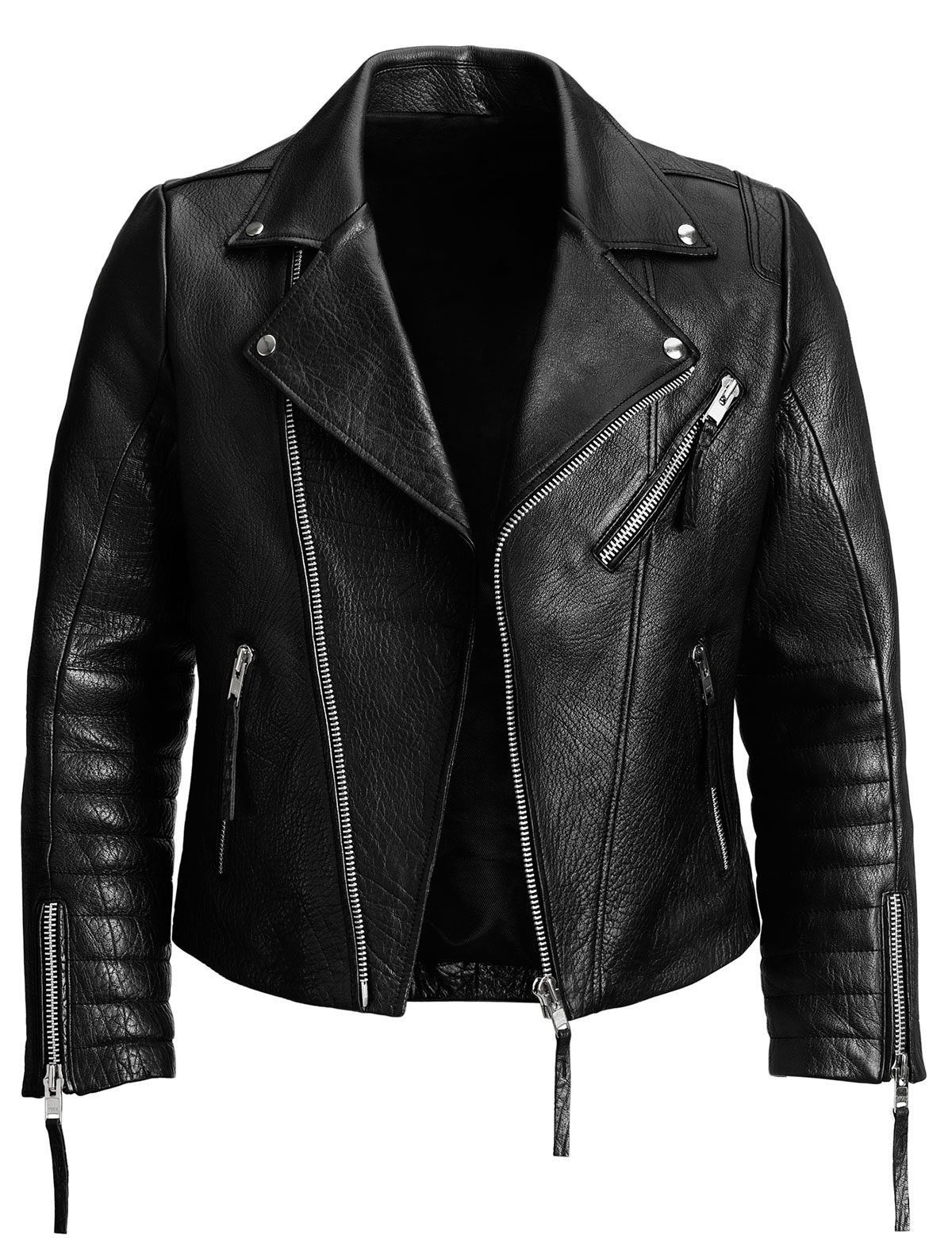 Leather Biker Jacket from H&M – A Must-Have for any Man's Wardrobe