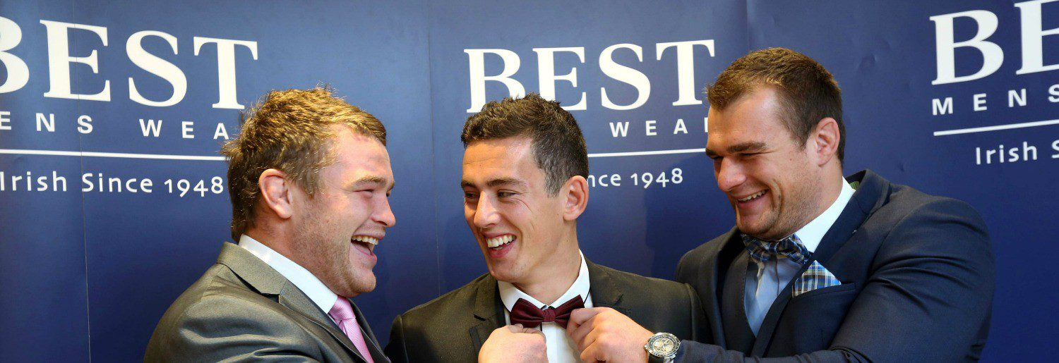 Style Look Fit Hub at Clerys with Leinster Rugby