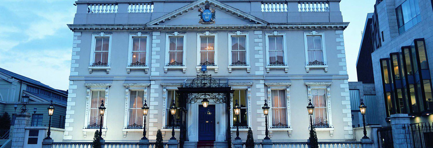 5 Facts You Didn't Know About The Mansion House