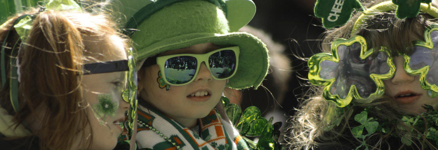 7 St. Patrick's Day Family Friendly Activities