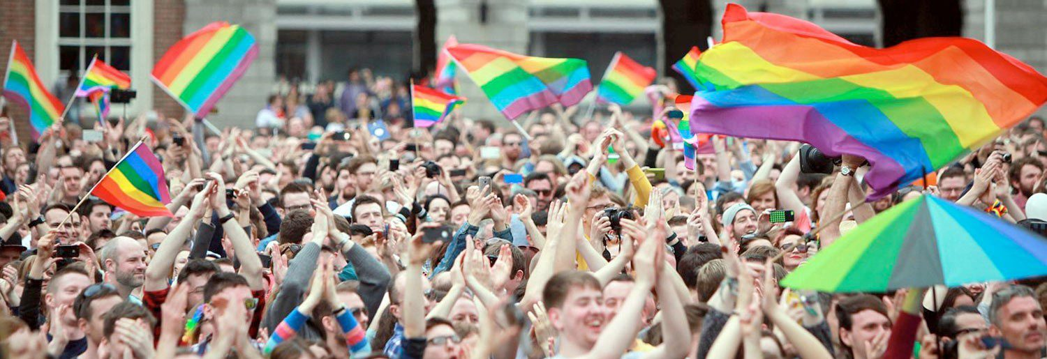 Dublin Pride Announce 2019 Grand Marshal