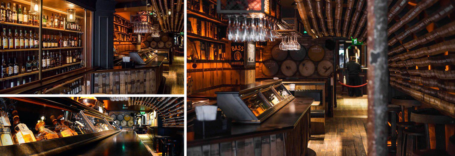 Dingle Whiskey Bar