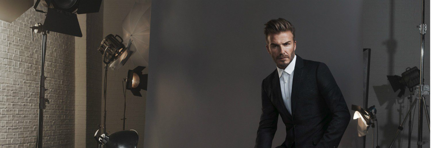 H&M Selected by Beckham