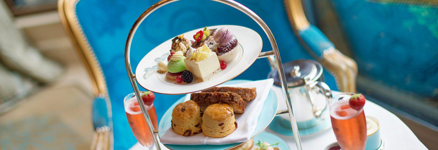 Delightful Places for Afternoon Tea in Dublin Town