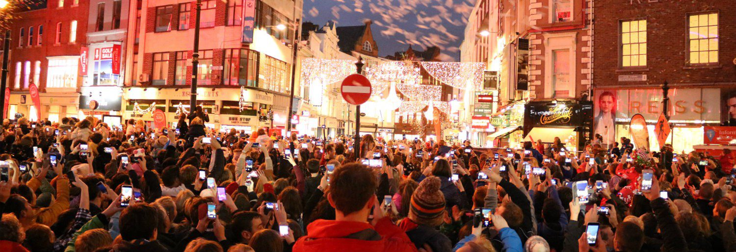 The Best Pictures of the Grafton Street Christmas Lights