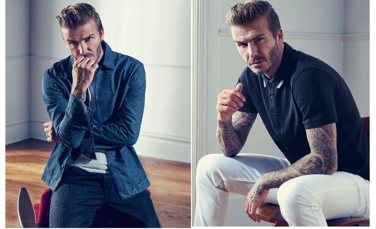 David Beckham for H&M Modern Essentials & Bodywear Collection SS16