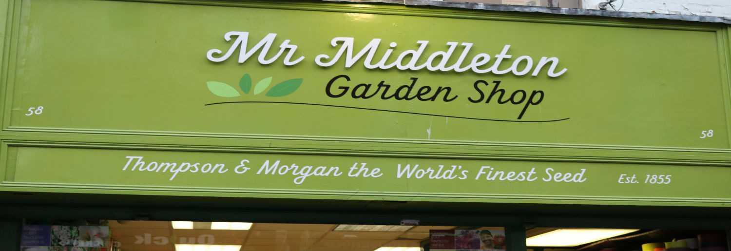 Mr. Middleton Garden Shop