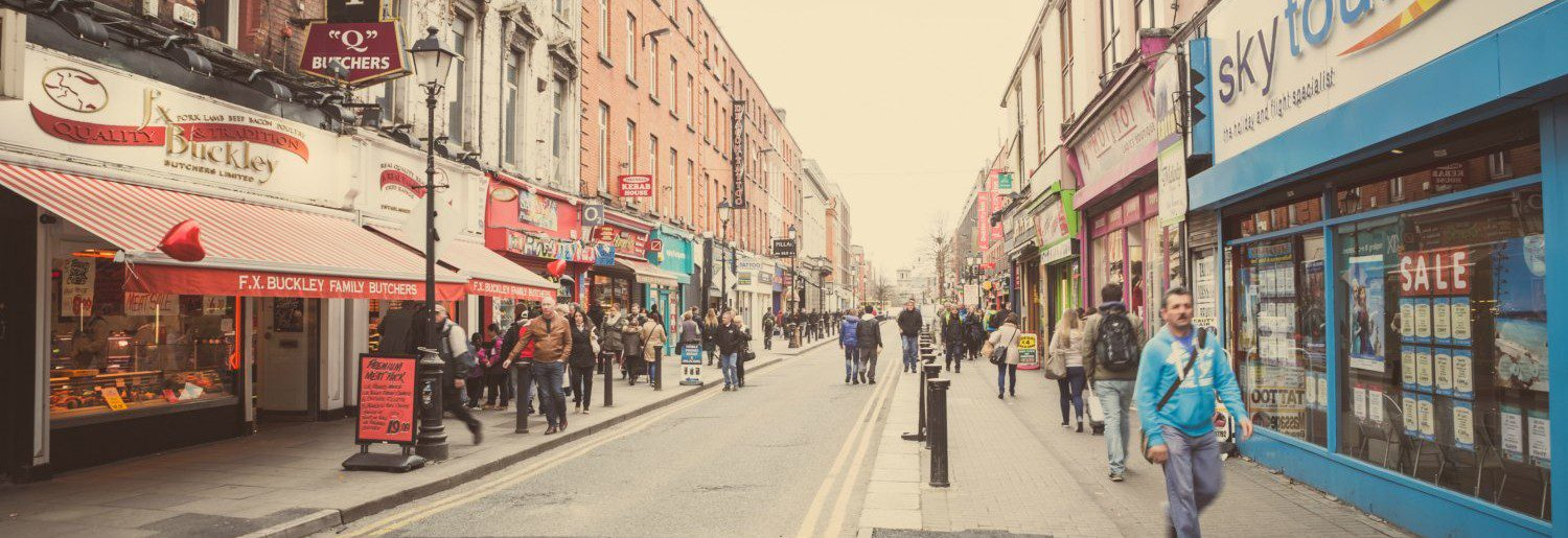 The History of Talbot Street