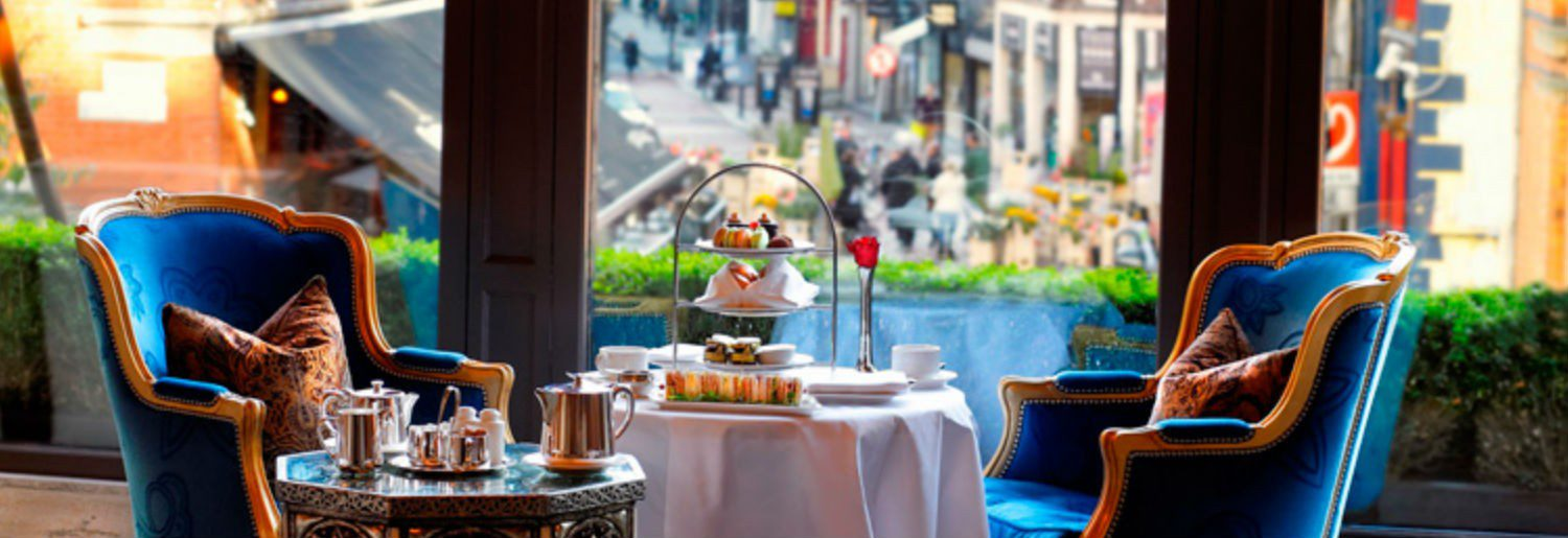 5 Perfect Spots To Enjoy Afternoon Tea