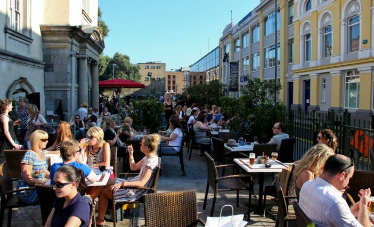 Great beer gardens & outdoor seating