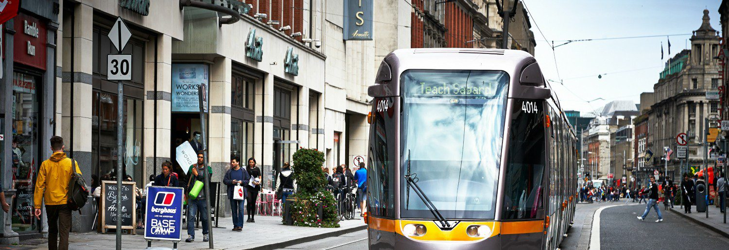 How To Get Around Dublin – August Bank Holiday Weekend