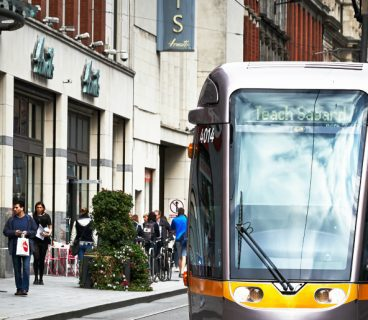 Luas Bank Holiday