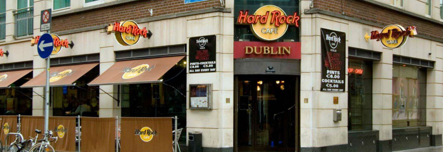 DublinTown Goes to the Hard Rock Cafe