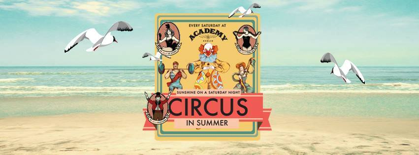 Circus – club night at The Academy
