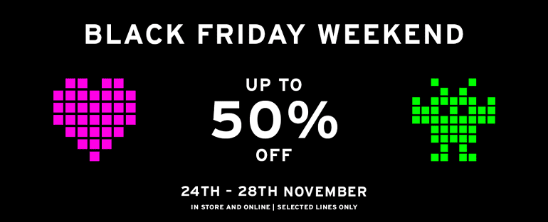 Top shop black friday