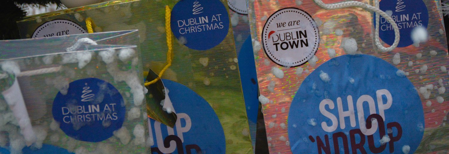 DublinTowns Shop and Drop Service for Christmas