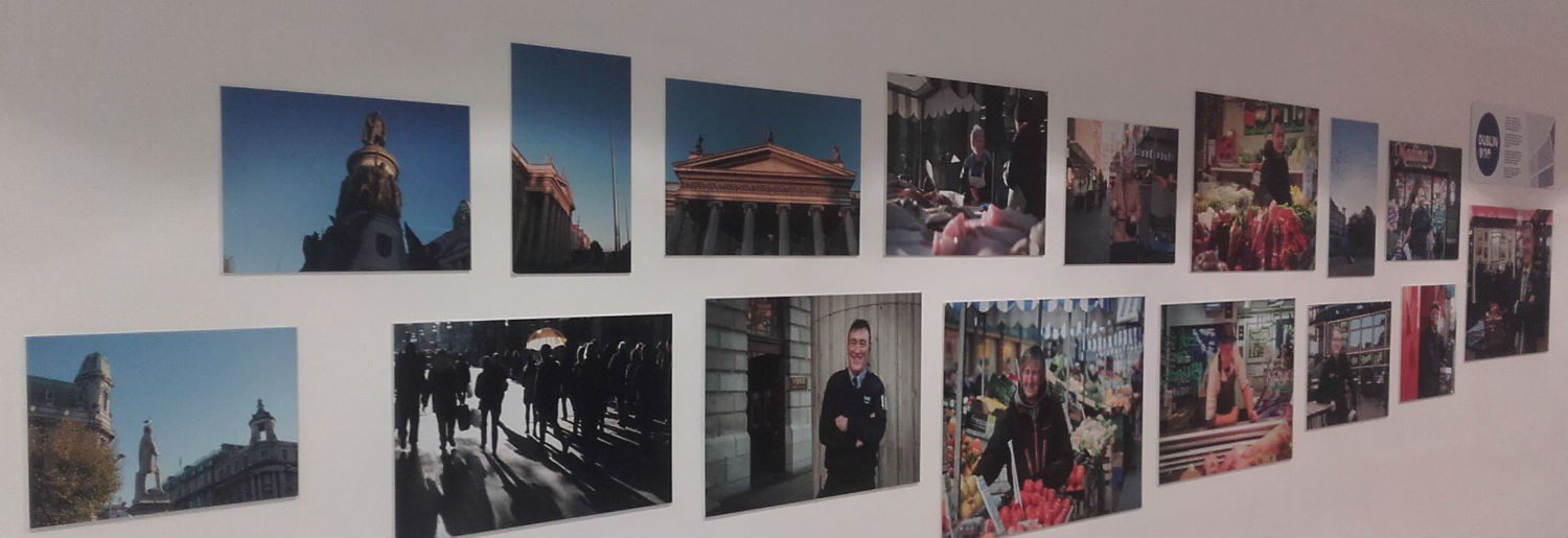 Humans of Dublin One Exhibition