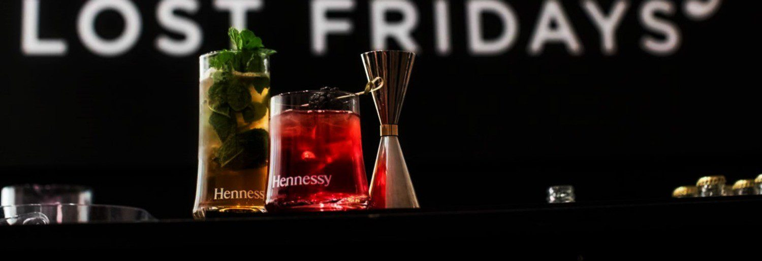Hennessy Lost Friday brings cocktails colour and creativity