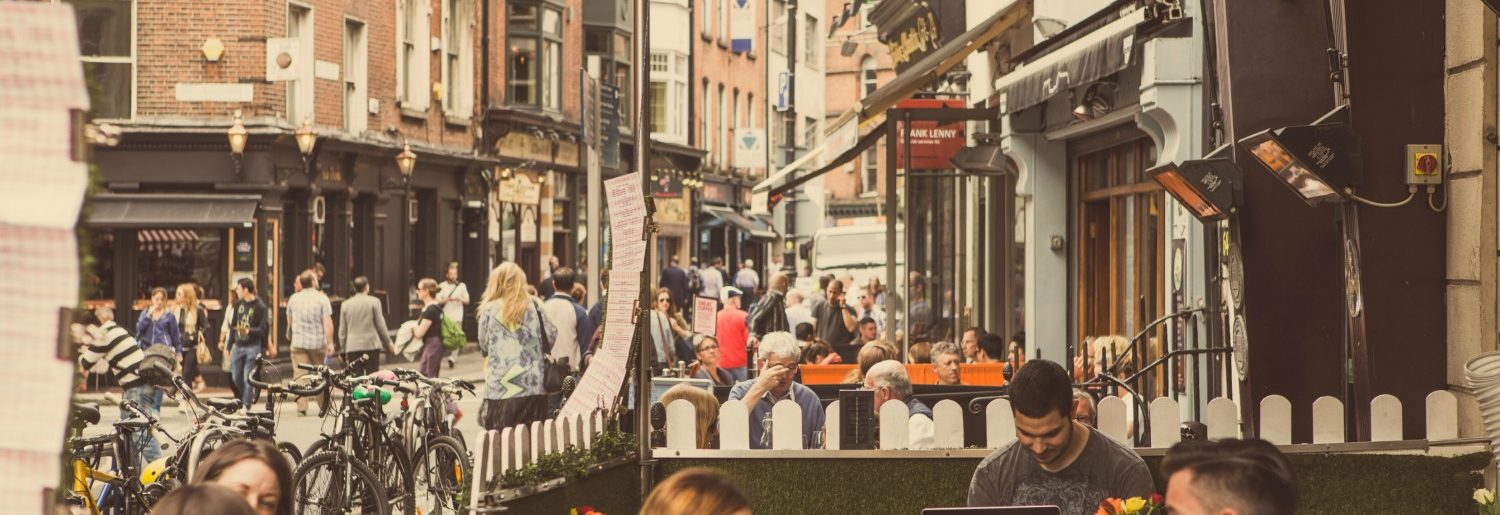 9 Outdoor Foodie Venues In Dublin