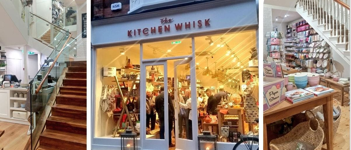 The Kitchen Whisk