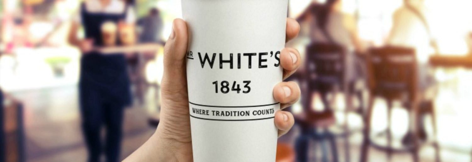 MR. WHITE'S CAFÉ OPENS AT ARNOTTS