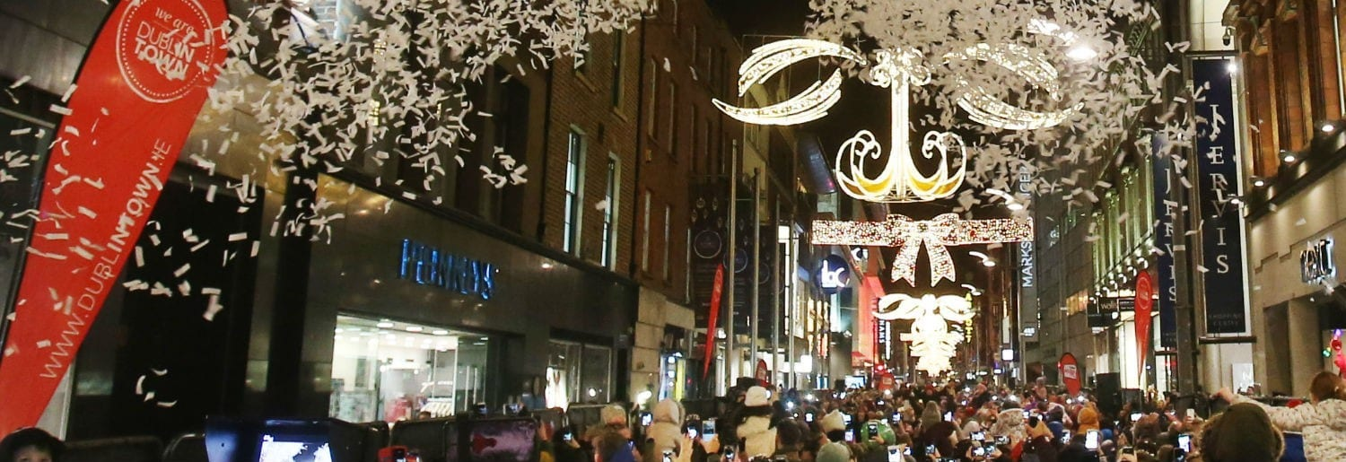 Date for Christmas Lights Switch On Annouced