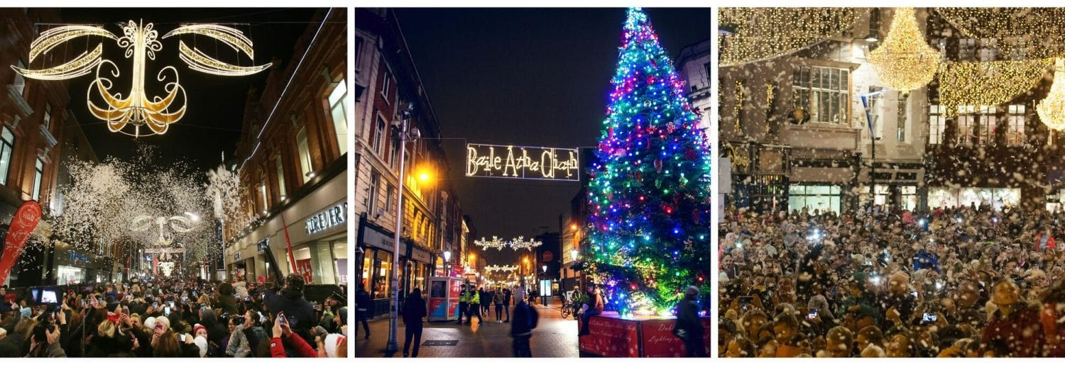 Magical Dublin at Christmas Switch On Unveiled!