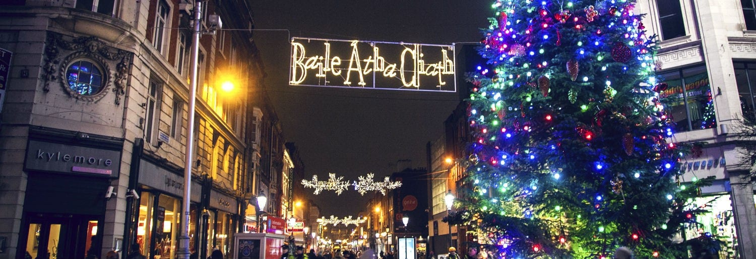 Christmas Opening Hours in #DublinTown