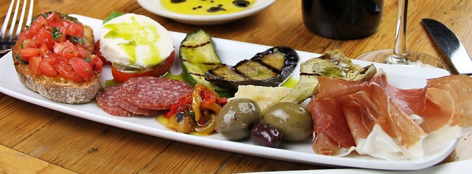 Catering Platters from Il Fornaio